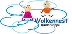 Logo der Kinderkrippe Wolkennest