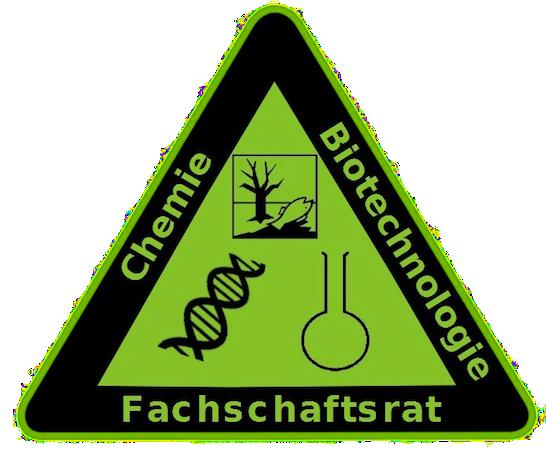 Logo Fachschaft Chemie und Biotechnologie