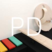 Arbeiten des Produktdesign