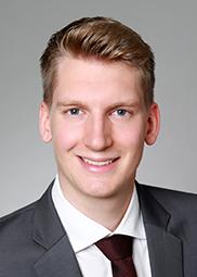 Simon Dunkel, Absolvent des Bachelor- und Master-Studiengangs Wirtschaftsingenieurwesen der FH Aachen
